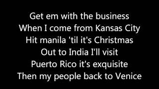 Fergie ~ L.A love (la la) Lyrics