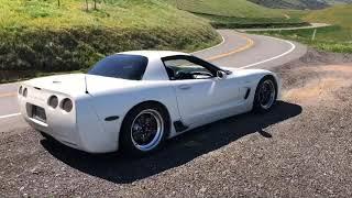homepage tile video photo for 2001 Corvette Z06 on California 58