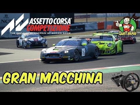 SI VA IN SPAGNA | Assetto Corsa Competizione 1.0 - Gameplay ITA - T300