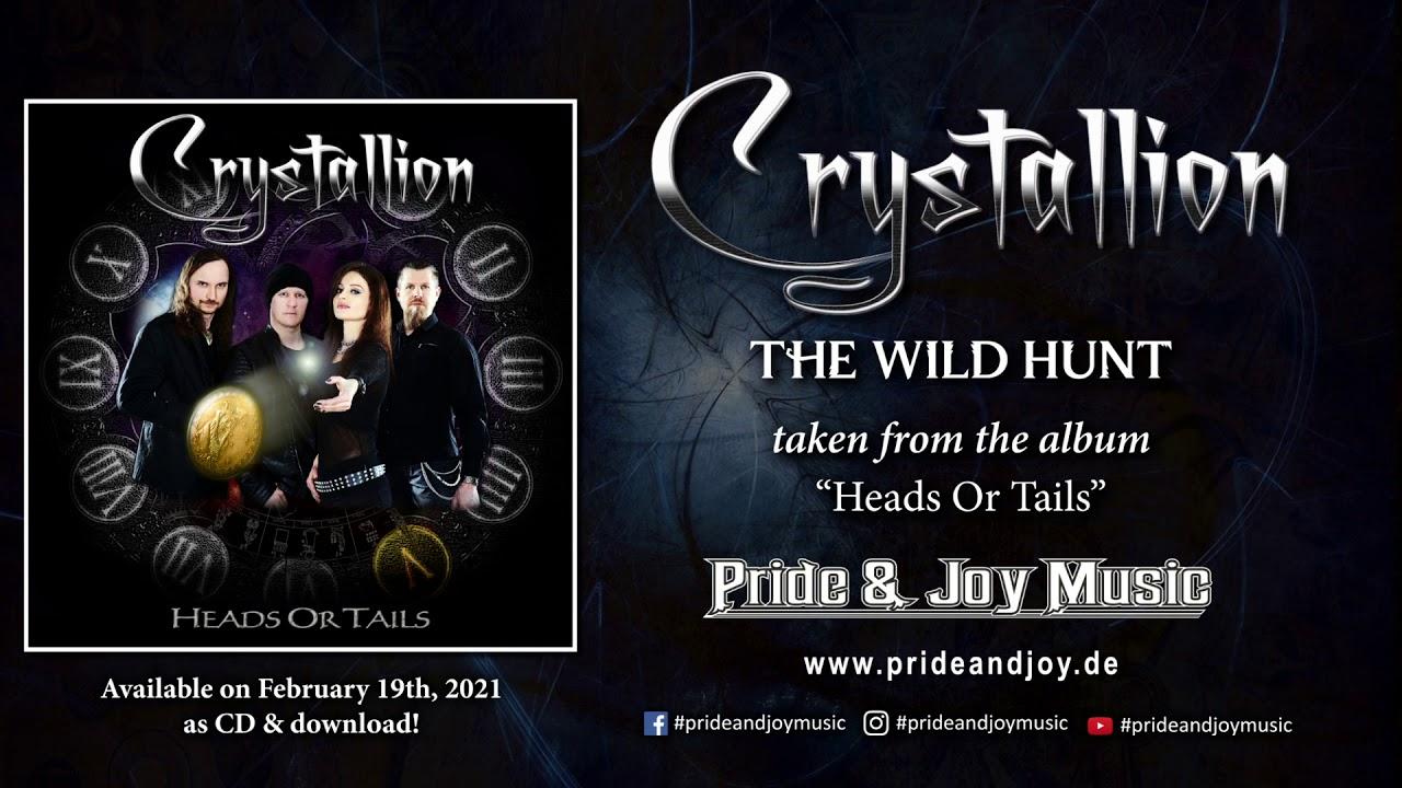 CRYSTALLION - The Wild Hunt
