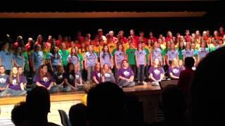 OCHS Choirs-Look to the Rainbow