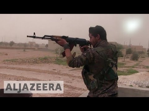 Turkey, Russia: Anger over US backing of Kurdish forces