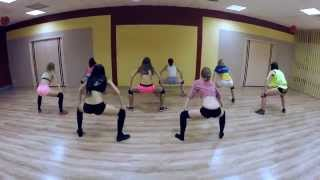 Twerk Group by Yuliya Pench/ Dance Center
