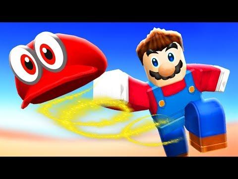 SUPER MARIO ODYSSEY! - Roblox Adventures