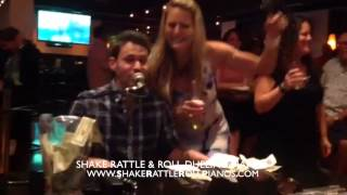 5/31/15 - Shake Rattle & Roll Dueling Pianos  - Video of the Week!