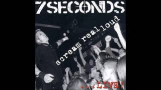 7 Seconds - Scream Real Loud... Live! (Full Album)