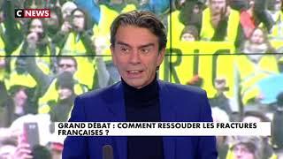 Débat ZemmourBlanchard Cnews Ce 16 Janvier 2019