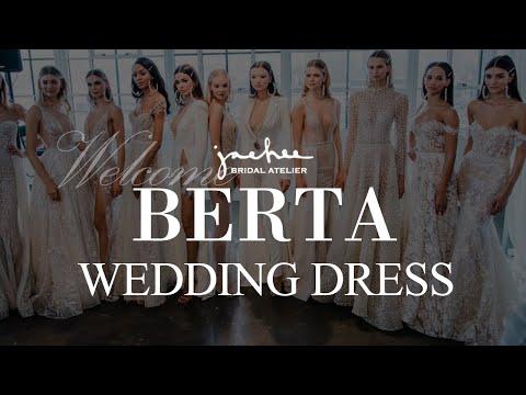 Berta Privee Bridal Gown Wedding Dress Review 19-P010 | Jaehee Bridal