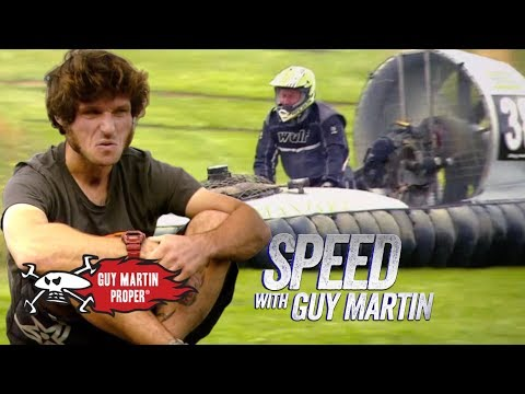 Guy Martin&#39s World Record Hovercraft BuildGuy Martin Proper