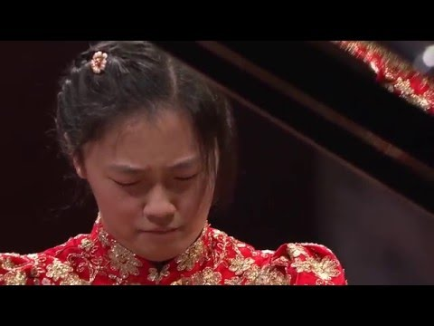 Fei-Fei Dong – Polonaise in F sharp minor, Op. 44 (second stage, 2010)
