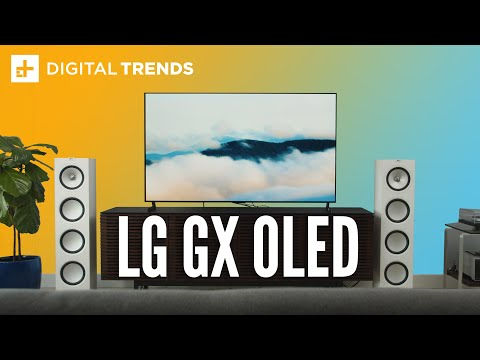 External Review Video lihEXYW4x8w for LG GX OLED 4K TV with Gallery Design