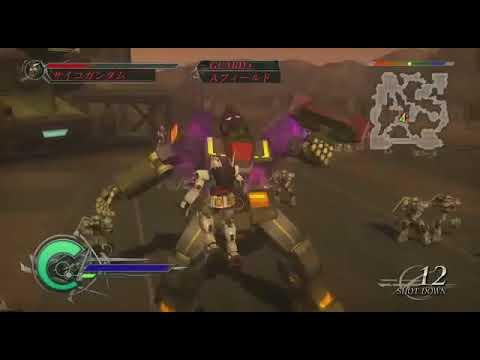 Видео № 0 из игры Dynasty Warriors: Gundam 2 (Б/У) [PS3]