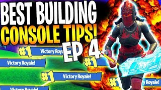 """BEST CONSOLE BUILDING TIPS Part 4! 