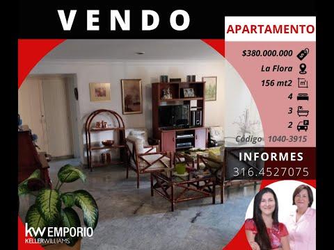 Apartamentos, Venta, La Flora - $480.000.000