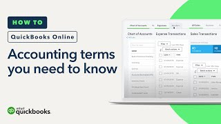 Accounting Terms You Need to Know