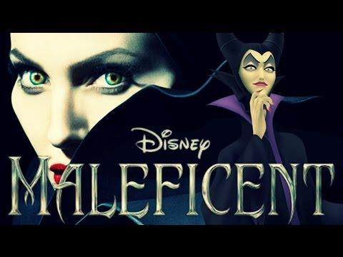 MALEFICENT // Angelina Jolie - 2°Trailer (Cartoon Version)