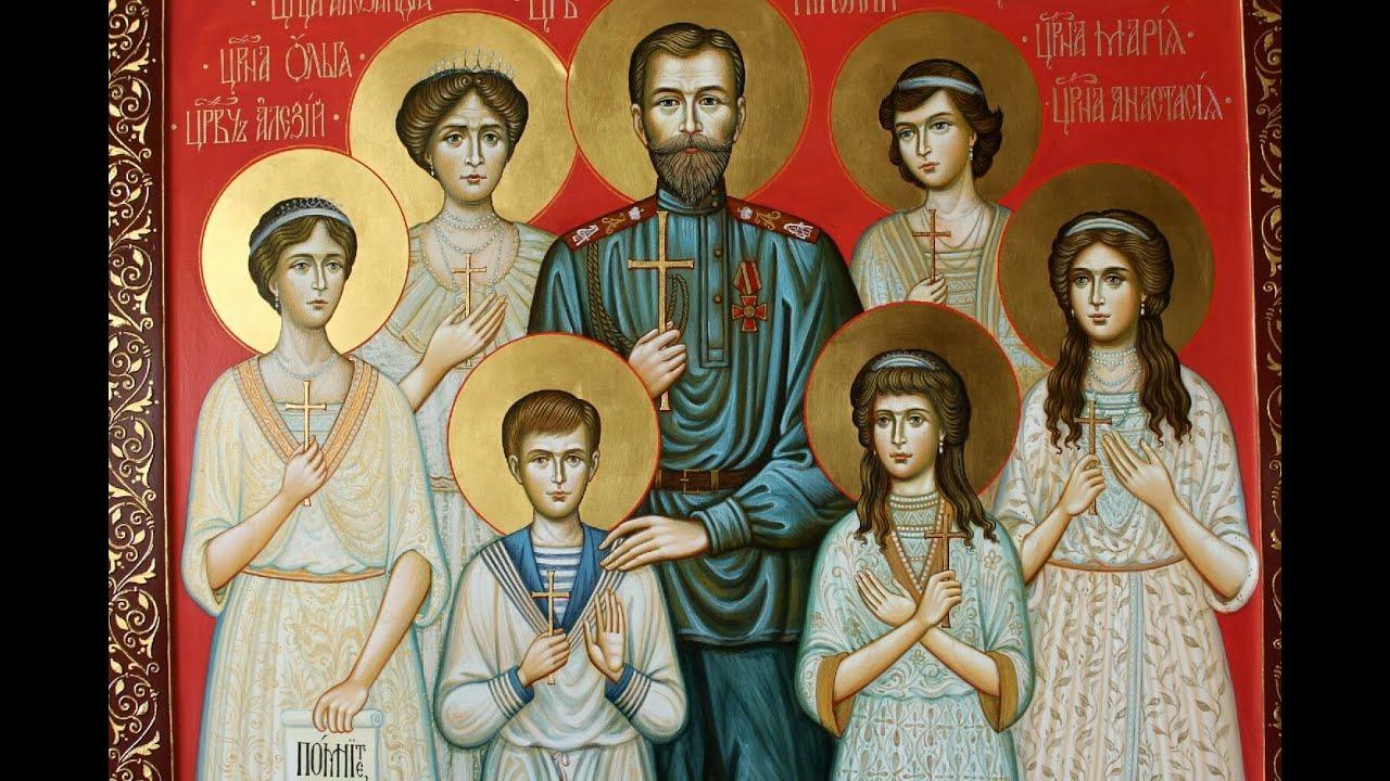 Митрополит Даниил почтил память святых Царственных страстотерпцев