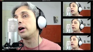 How to Sing Another Girl Beatles Vocal Harmony Breakdown