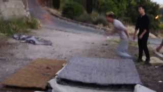 preview picture of video 'Parkour a Caltanissetta'