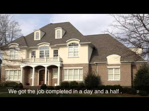 A look at roof and siding jobs performed by Kaiser Siding and Roofing LLC. Call today for a free inspection.