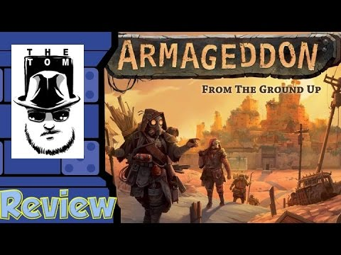 Armageddon Review - with Tom Vasel