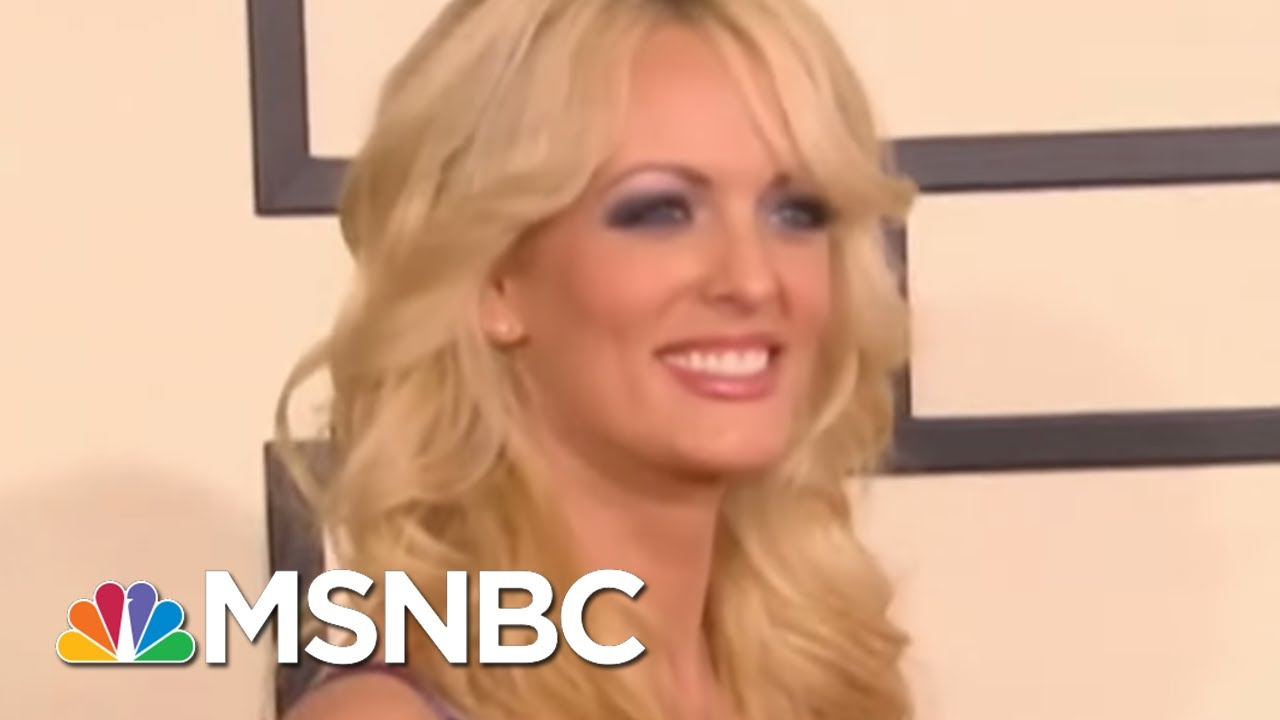 Report: President Donald Trump Knew About Stormy Daniels $130k When He Denied It | MSNBC thumbnail