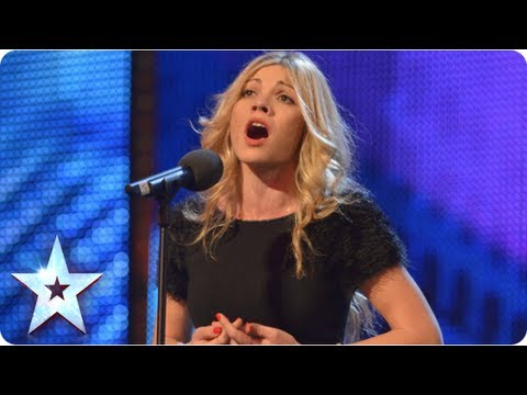 Aliki singing 'Wake Me Up' | Week 6 Auditions | Britain's Got Talent 2013