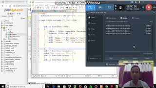 codeigniter crud crud generator harviacode codeigniter crud
