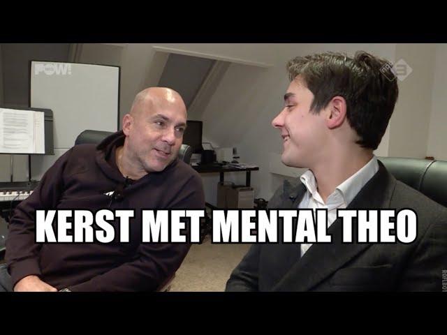 Kerst met Mental Theo