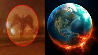 Giant Winged Demon Caught On Camera | End Of The World 2017?