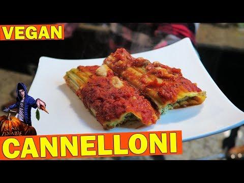Cannelloni Recipe (Vegan)