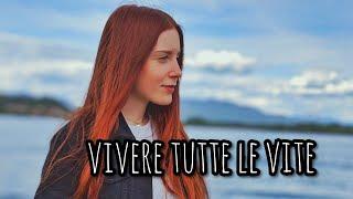 Elisa, Carl Brave   Vivere Tutte Le Vite (cover) || Letizia Liccati
