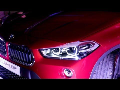 Lancement de la nouvelle BMW X2