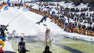 Perisher Pond Skim 2018