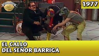 El Chavo | El callo del Señor Barriga (Completo)