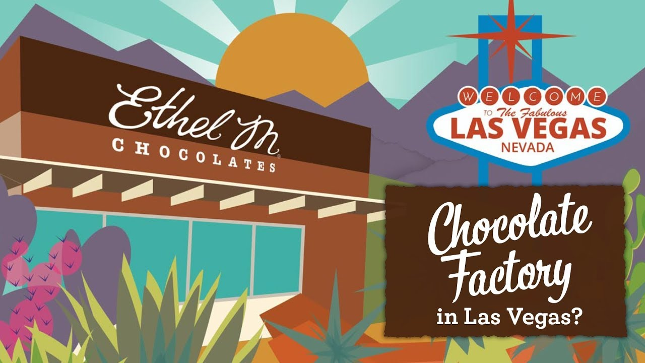 Ethel M Chocolate Factory: A Unique Las Vegas Attraction