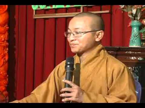Nhân quả không sai B (16/12/2006) Thích Nhật Từ