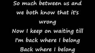 Miss You More - Lyrics