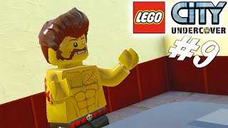 MØDET MED REX FURY! - LEGO City Undercover Dansk Ep 9 [PS4 Pro]