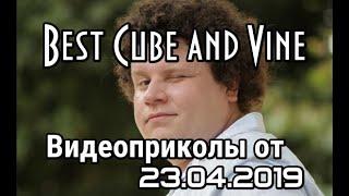 Best Cube and Vine. Best Coub and Vines № 3. Лучшие Кубы и Вайны. Видеоприколы. 23.04.2019