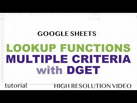 Download Lookup Data Using Multiple Conditions Video 3GP Mp4 FLV HD