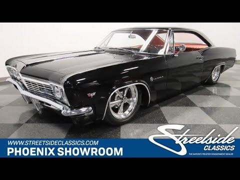 Video of 1966 Chevrolet Impala located in Arizona Offered by Streetside Classics - Phoenix - Q2EF