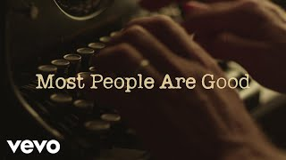 Luke Bryan   Most People Are Good (Lyric Video)