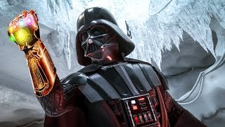Avengers Infinity War - Star Wars Battlefront 2 Funny Moments #15
