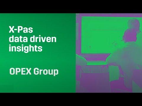 X-Pas data driven insights
