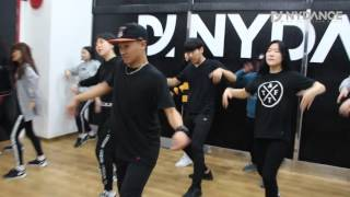 [NYDANCE]얼반댄스 스케치 K Camp - Lil Bit choreography by 'TaeWoong Urban Dance (인천댄스학원/부천/부평/계산동)
