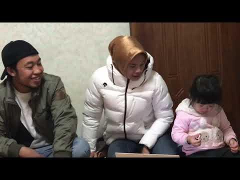 Tante dan anak kecil