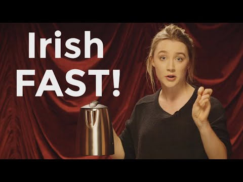 How To Do An Irish Accent FAST - YouTube