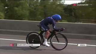 Велоспорт. Чемпионат Мира 2017. Командная гонка на время. Женщины.