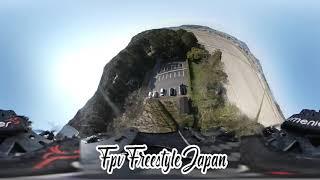 Fpv Freestyle Cam 360 teste